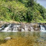 Hewainna Waterfall