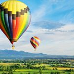 Hot air Ballooning - Kandalama