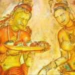 Sigiri Apsara (Sigiriya Frescoes)