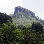 Hakgala Mountain