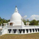 Sangamitta Stupa