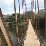 Kunchikulam Suspension Bridge